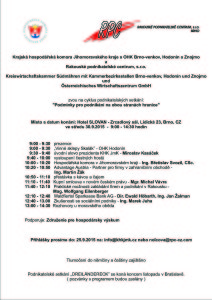 Pozvánka na 30 9 2015 CJ